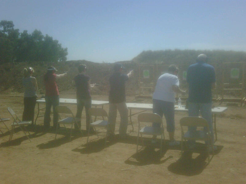 Basic Pistol Training in Lincoln, CA with Best Handgun Training