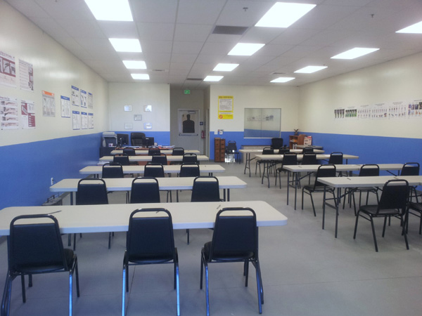 Best Handgun Training Classroom Training Facility in Lincoln, CA